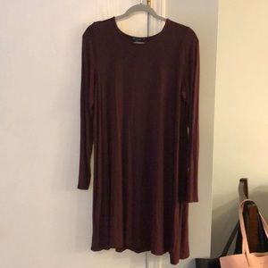 American Eagle Outfitters Dresses - American Eagle Maroon Dress